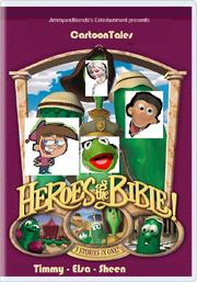 CartoonTales Heroes of the Bible 1