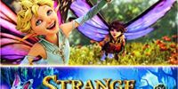 Opening To Strange Magic 2015 DVD (Anchor Bay & The Weinstein Company Version)