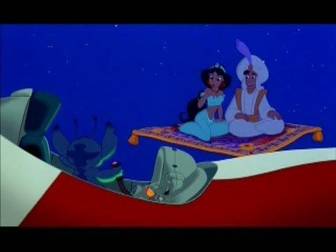 File:Stitch with Aladdin and Jasmine.jpeg