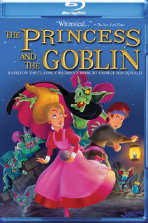 The princess and the goblin blu ray