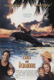 Zeus And Roxanne (1997) Poster
