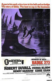 1973 - Badge 373 Movie Poster