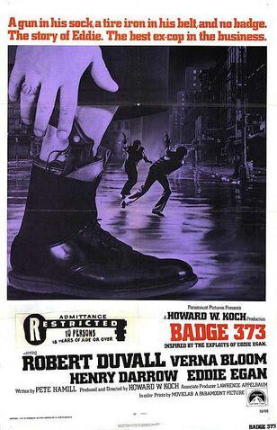 File:1973 - Badge 373 Movie Poster.jpg