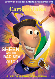 CT SHEEN BAD WITCH