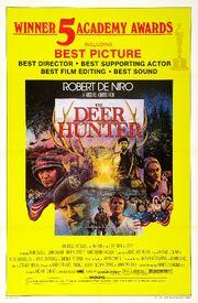 1978 - The Deer Hunter Movie Poster