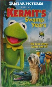 Kermits Swamp Years Theatrical Poster