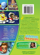 Ct cartoons in space dvd cover