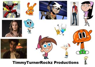 TimmyTurnerRockz Productions