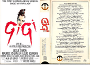 Gigi Magnetic Video Corporation VHS