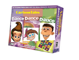 CartoonTales Dance Dance Dance