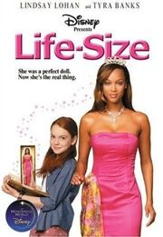 Life Size VHS