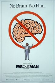 1990 - Far Out Man Movie Poster
