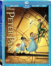 Peter Pan - 60th Anniversary Diamond Edition