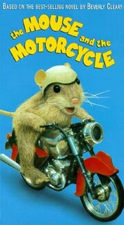The mouse and the motorcycle vhs
