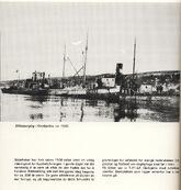 Sildestenging på Finnfjorden ca. 1920