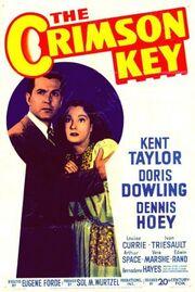 1947 - The Crimson Key Movie Poster