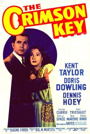 File:1947 - The Crimson Key Movie Poster.jpg