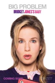 2016 - Bridget Jones's Baby Movie Poster
