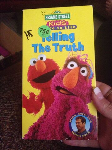 File:Telling the Truth VHS.jpg