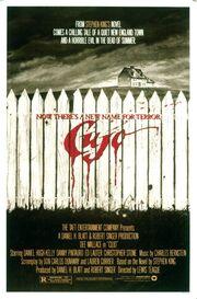 1983 - Cujo Movie Poster
