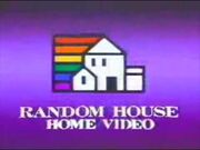 Random House Home Video 1984 Logo