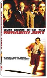 Runaway Jury Australia VHS