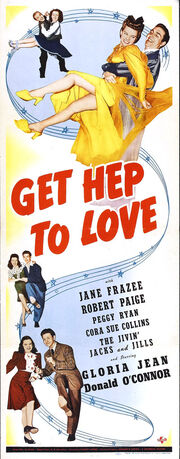 1942 - Get Hep to Love Movie Poster