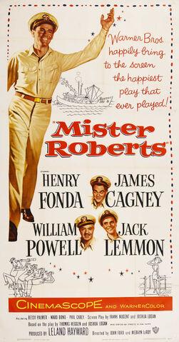 File:1955 - Mister Roberts Movie Poster.jpg