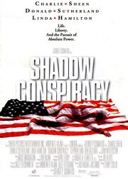 1997 - Shadow Conspiracy Movie Poster