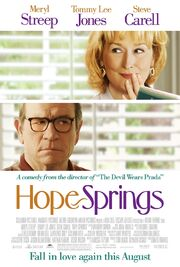 2012 - Hope Springs Movie Poster