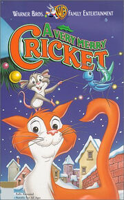 A very merry cricket wbfe vhs