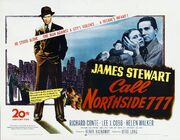 1948 - Call Northside 777 Movie Poster -2