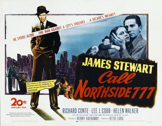 File:1948 - Call Northside 777 Movie Poster -2.jpg