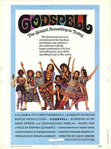 File:1973 - Godspell Movie Poster.jpg