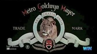 The MGM logo goes for a spin!