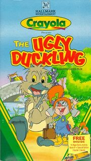 The ugly duckling vhs