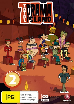 File:Total Drama Island Volume 2.jpg