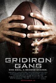 2006 - Gridiron Gang Movie Poster