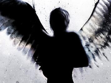 Dark Angel silhouette
