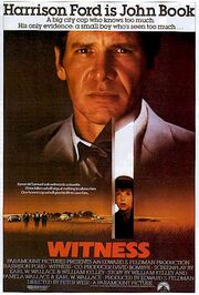 1985 - Witness Movie Poster 1