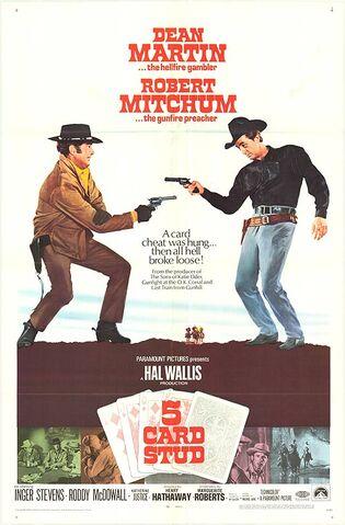 File:1968 - 5 Card Stud Movie Poster.jpg