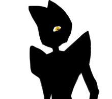Yellow Diamond's Shadow 1