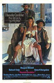 1972 - Hannie Caulder Movie Poster