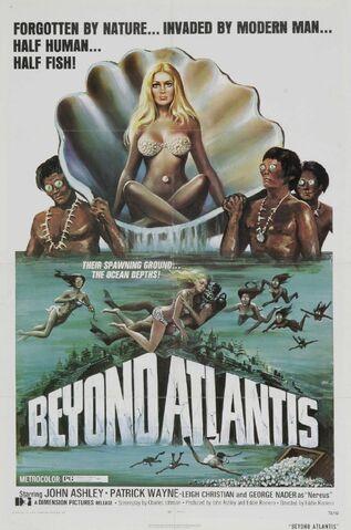 File:1973 - Beyond Atlantis Movie Poster.jpg