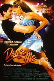 1998 - Dance with Me Movie Poster