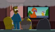 Simpsons - Black Eyed Please
