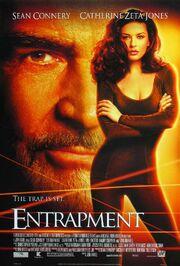 1999 - Entrapment Movie Poster