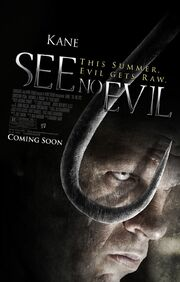 2006 - See No Evil Movie Poster