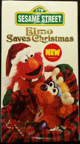 File:Elmo Saves Christmas 1996 VHS.jpeg