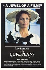 1979 - Europeans Movie Poster